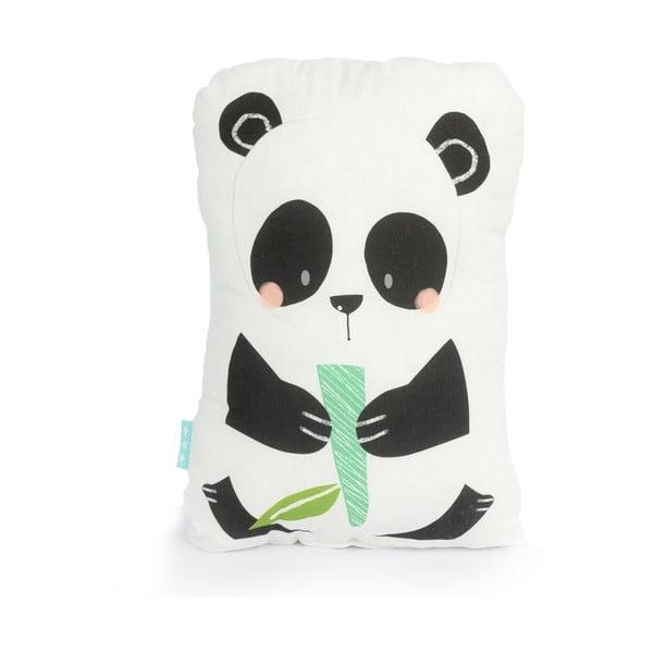 Poduszka bawełniana Moshi Moshi Panda Gardens, 40x30cm