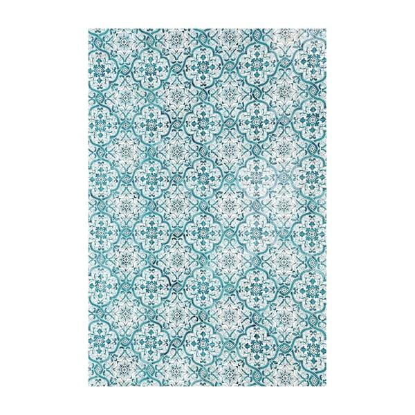 Vinylový koberec Lisboa Esmeralda, 133x200 cm