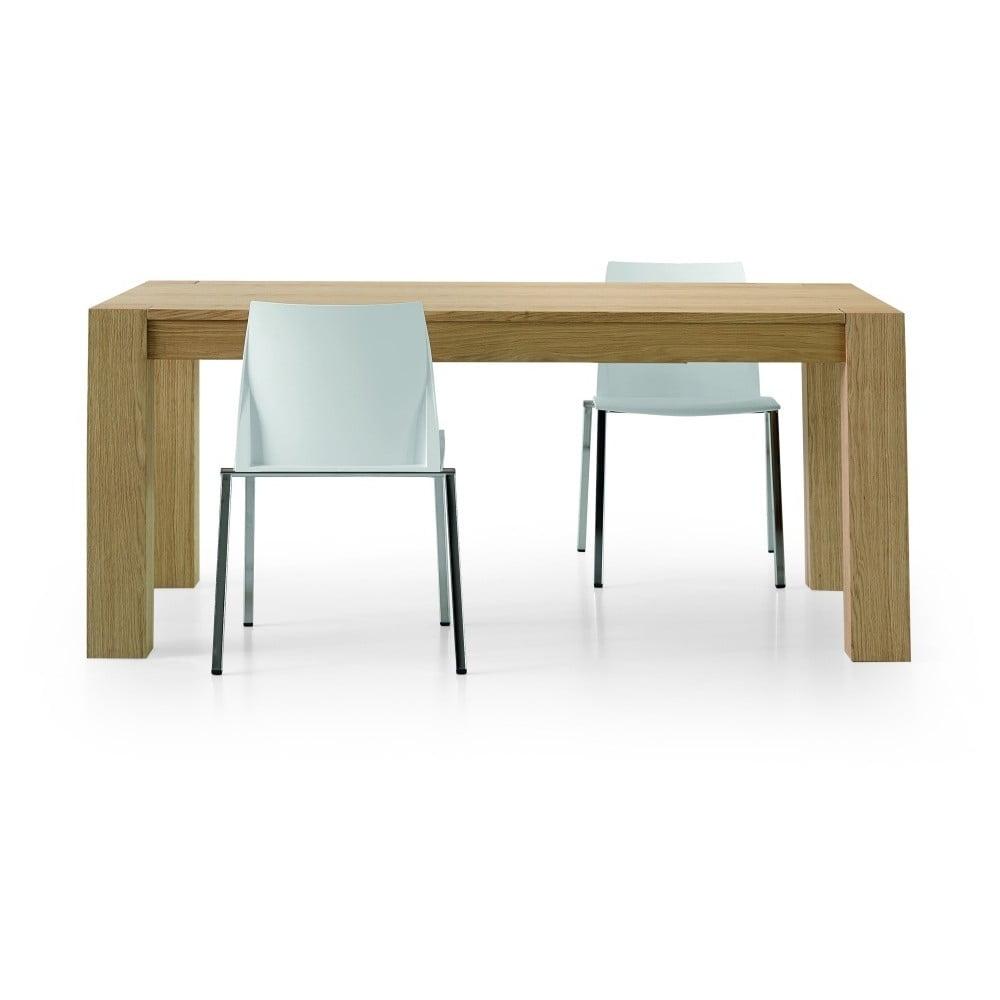 Rozkládací jídelní stůl z dubového dřeva Castagnetti Extensio, 160 cm