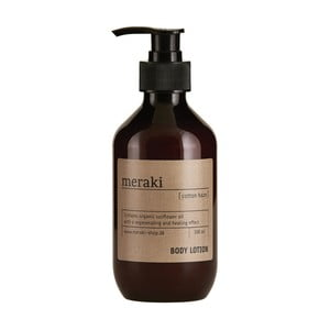 Loțiune de corp Meraki Cotton Haze, 300 ml