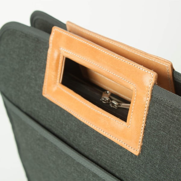 Taška/obal na notebook R Brief 110 Kodra, black