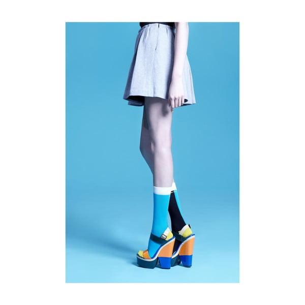 Ponožky Estelle Blue, vel. 35-38