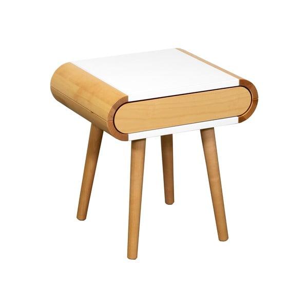 Noční stolek se zásuvkou We47 Fun