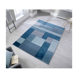 Koberec Flair Rugs Cosmos Denim, 160 x 230 cm