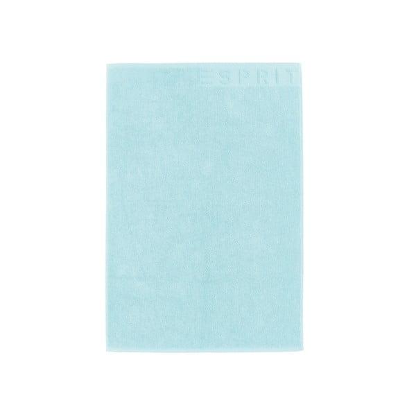 Koupelnová předložka Esprit Solid 60x90 cm, světle modrá