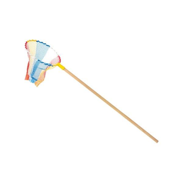 Plasă de fluturi pentru copii Legler Colorful