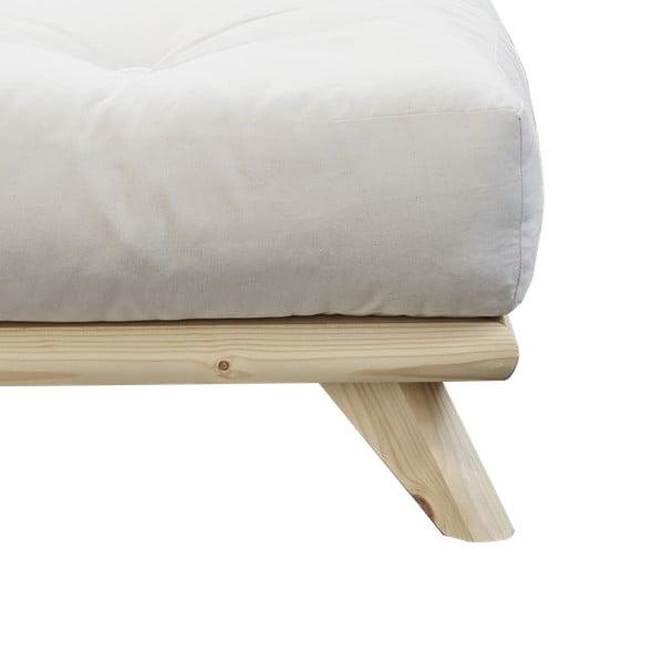 Postel Karup Senza Bed Natural,180x200cm