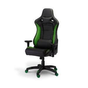Kancelářská židle Furnhouse De Luxe Swivel Green