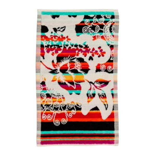 Malý ručník DESIGUAL Black & White, 50x100 cm