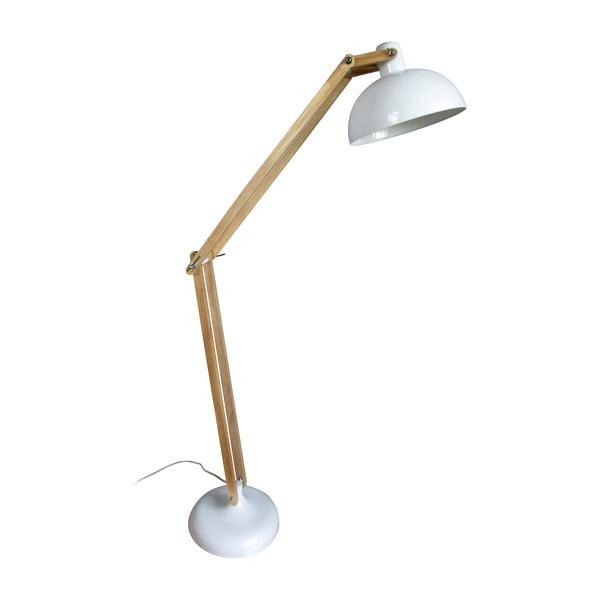 Bílá stojací lampa Red Cartel Dexter