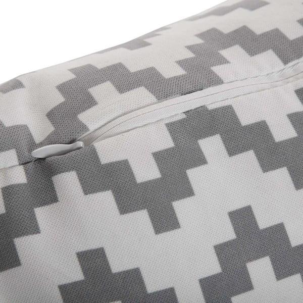 Polštář z bavlny Versa Chevron, 45 x 45 cm