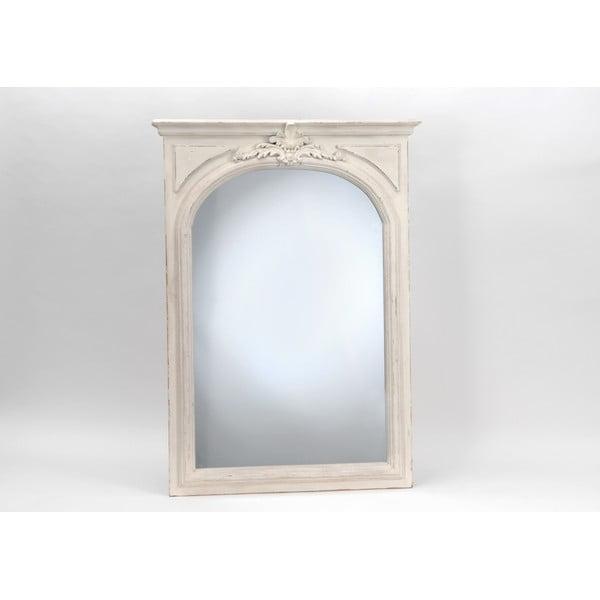 Zrcadlo Wood, 93x128 cm