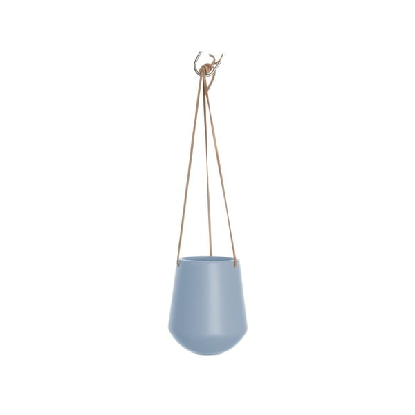 Niebieska wisząca doniczka PT LIVING Skittle, ø 13,5 cm