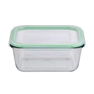 Skleněný uzavíratelný box na potraviny Bergner, 850 ml