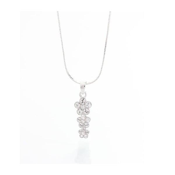 Náhrdelník se Swarovski krystaly Yasmine Drop