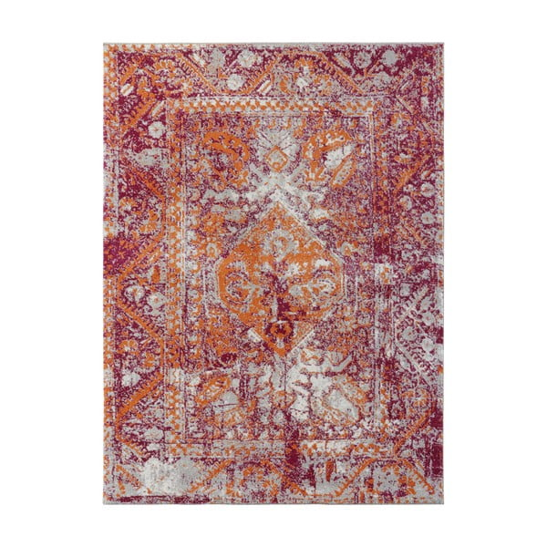 Červený koberec Nouristan Chelozai, 120 x 170 cm