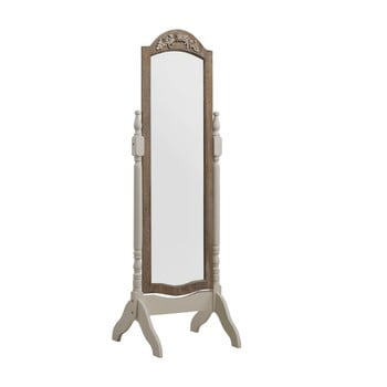 Oglindă cu suport Geese Vintage, alb imagine