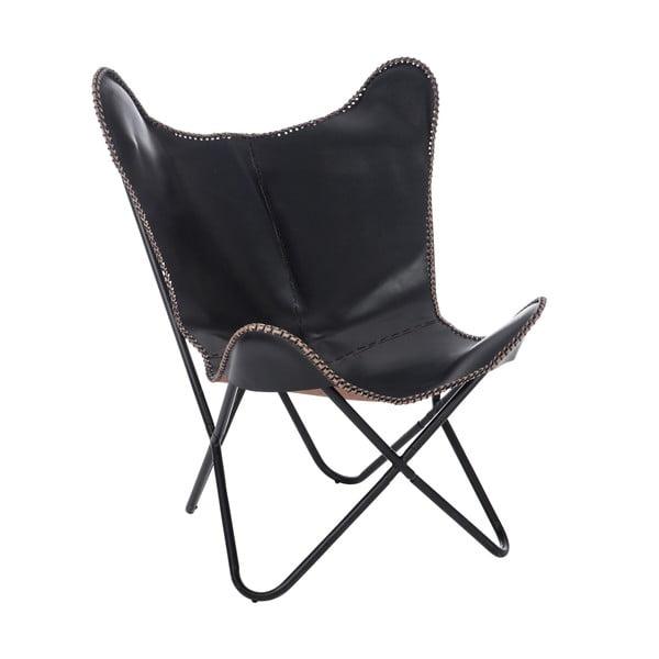 Křeslo Lounge Black