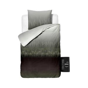 Bavlněné povlečení Dreamhouse Forest Grey, 140x220cm