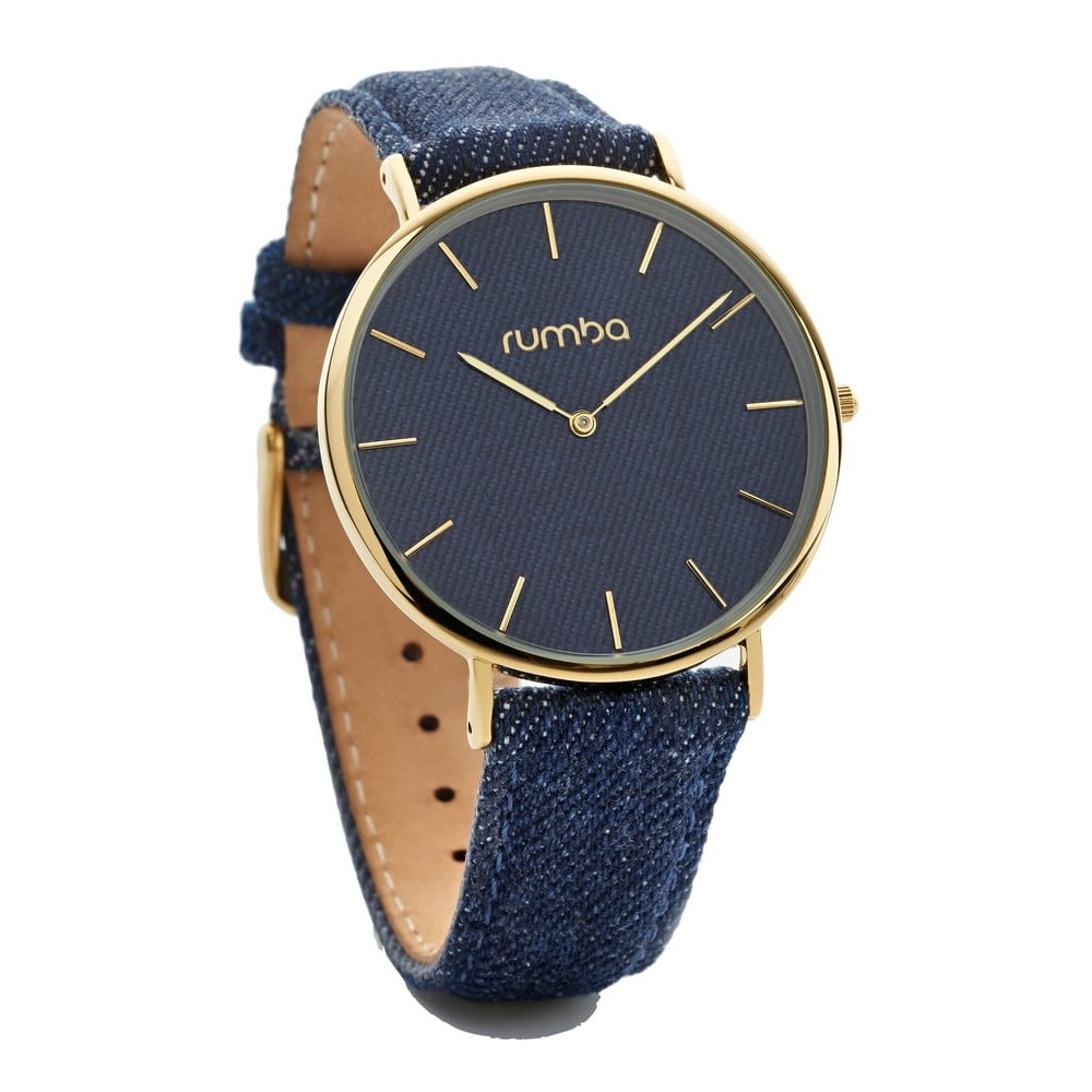 Dámské modré hodinky Rumbatime Soho Denim 01f70c551b5