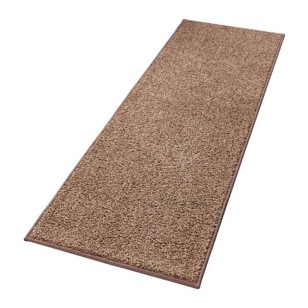 Béžový koberec Hanse Home Pure, 80x150cm