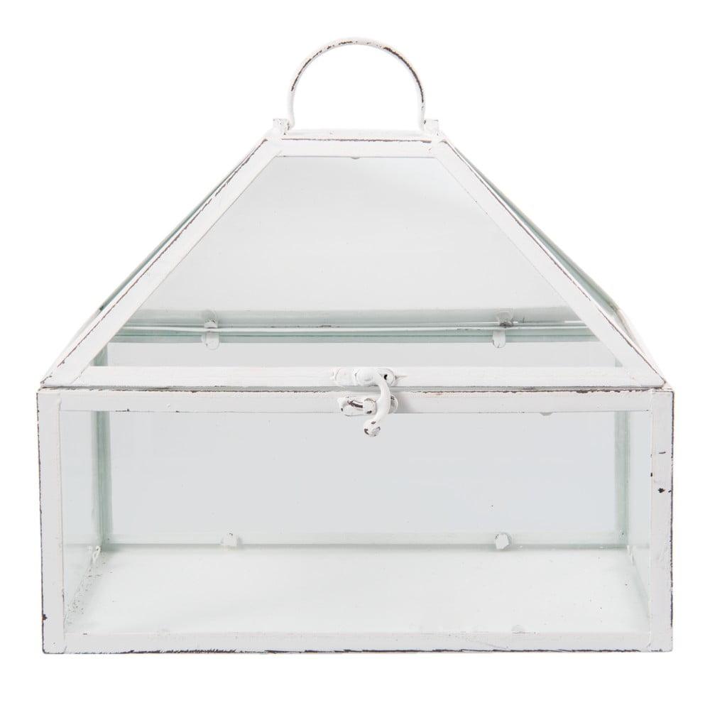 Skleník Clayre & Eef Greenhouse, 30 x 15 cm
