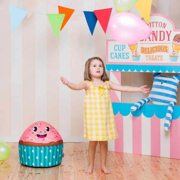 Sedací vak Cupcake Kids
