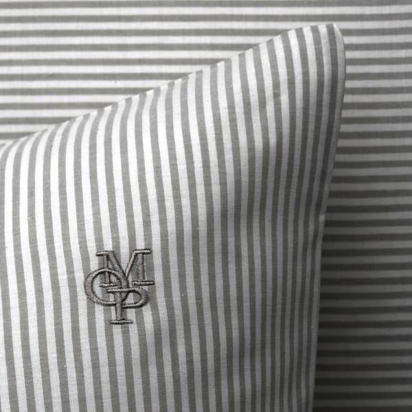 Povlečení Marc O'Polo Fian, 135x200 cm, šedé