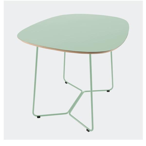 Stůl Maple menší, mentolový