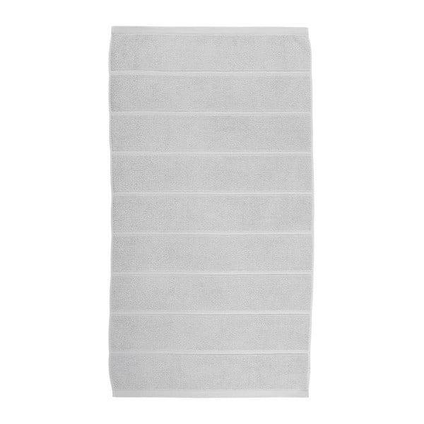 Ručník Adagio Silver Grey, 55x100 cm