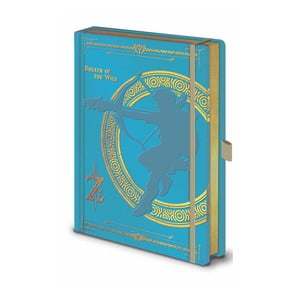 Caiet A5 Pyramid International The Legend of Zelda BOTW, 120 pagini