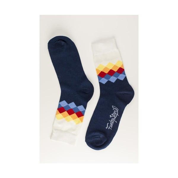 Unisex ponožky Funky Steps Waltz, velikost39/45