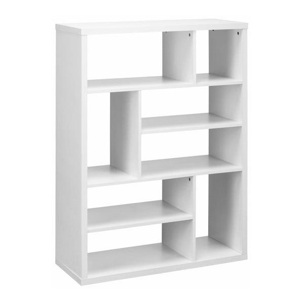 Versaille fehér könyvespolc, magasság 120 cm - Støraa