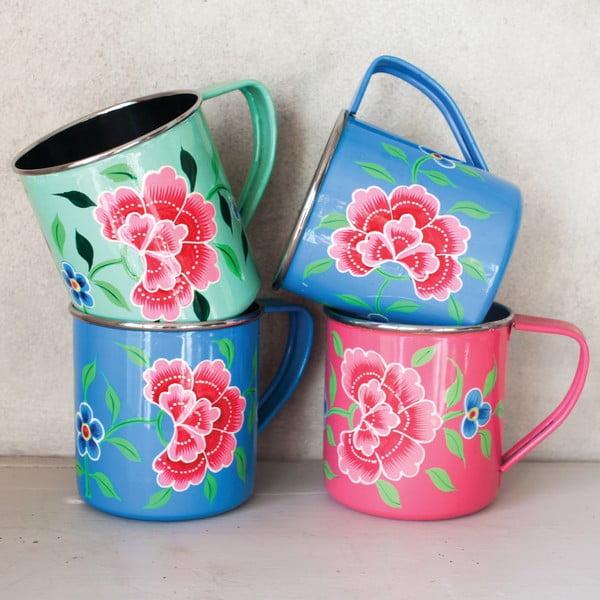 Hrnek Franjipani Mug, růžový