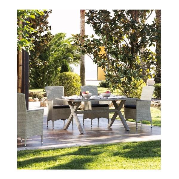Zahradní jídelní stůl Geese Nataly, 165x90cm