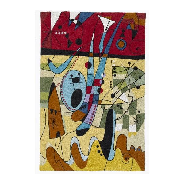 Koberec Miro Carnival Red, 150x90 cm
