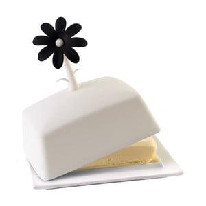 Bíločerná máslenka Vialli Design Livio