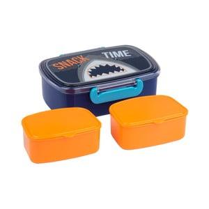 Set 3 krabiček na svačinu Tri-Coastal Design Shark