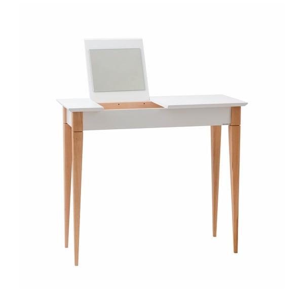 Mimo fehér fésülködőasztal, szélesség 85 cm - Ragaba