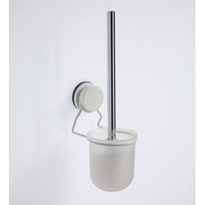 Nástěnný toaletní kartáč s přísavkou Tomasucci Ugo
