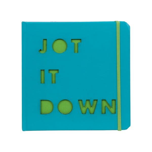 Zápisník Tri-Coastal Jot It Down