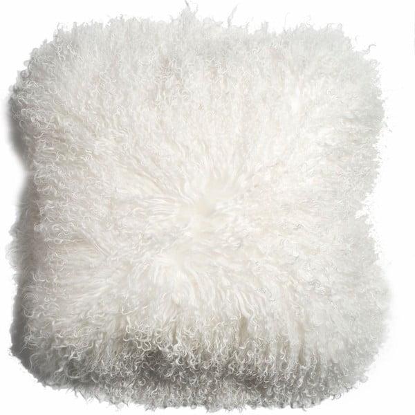Polštář z tibetské ovce Ivory
