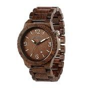 Dřevěné hodinky Alpha Chocolate