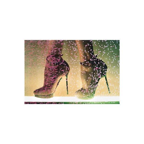 Obraz Neon Catwalk, 81 x 122 cm