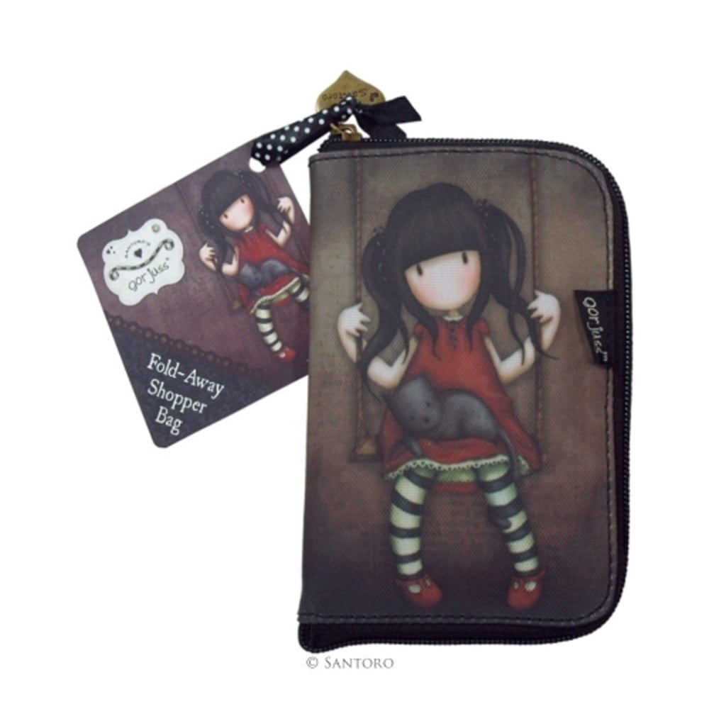Skládací nákupní taška Santoro London Ruby