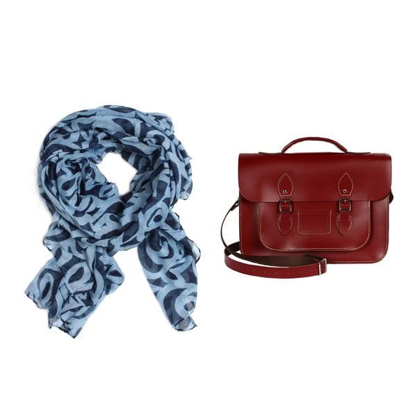 Šátek Native, Blue