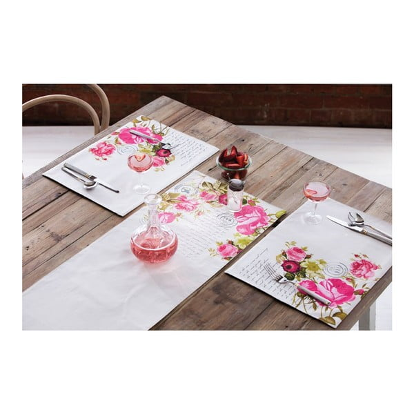 Běhoun Postcards, 33x182 cm