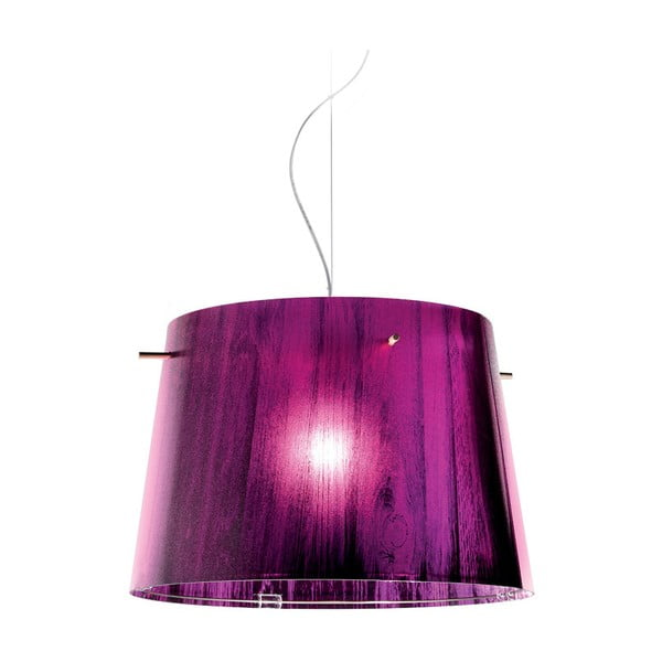 Stolní lampa Woody Purple