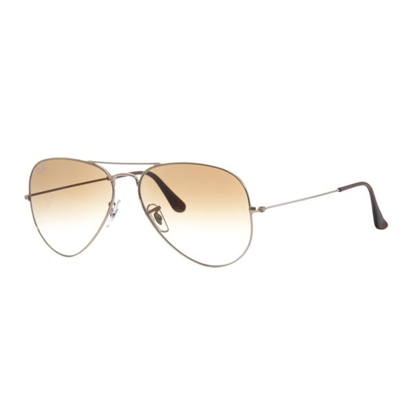 Unisex sluneční brýle Ray-Ban 3025 Brown Gradient 58 mm