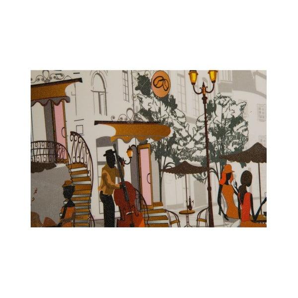 Podnos Café de Paris, 33x44 cm
